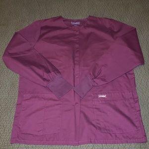 NWT Landau scrub jacket